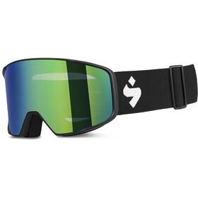 Sweet Protection Boondock RIG Reflect Goggles Men matte black/black-RIG emerald